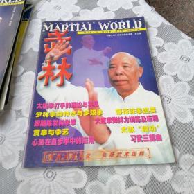 《武林》杂志2002年1.3.4.10.11期5本,2000年2期1本,2001年3期一本