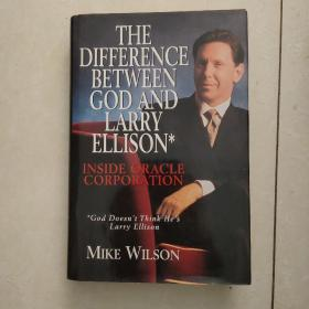 The Difference Between God and Larry Ellison  英文原版