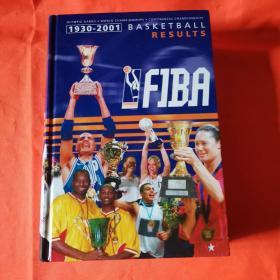FIBA 1930-2001 Basketball Results 国际篮联1930年至2001年篮球结果
