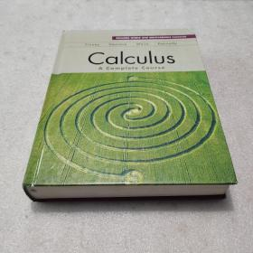 《Calculus A Complete Course (英文原版微积分)》