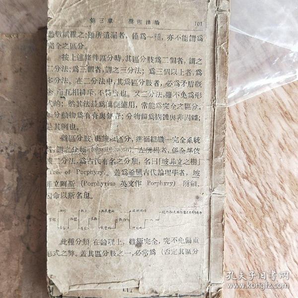 阳宅爱众篇卷四拆修遵志书,品相如图,售出不退B1009;清嘉庆年间;
