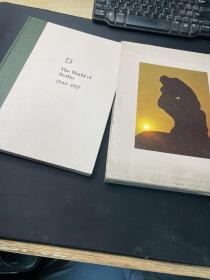 The World Of Rodin 1840—1917(有函套)