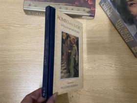 (私藏)Romeo and Juliet     莎士比亚《罗密欧与朱丽叶》,著名的  William Hatherell  插图,精装