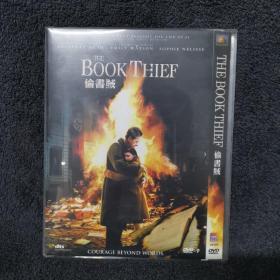 偷书贼 DVD9  光盘 碟片未拆封 外国电影 (个人收藏品) 内封套封附件全