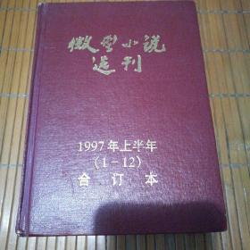 微型小说选刊 1997上半年(1--12)合订本