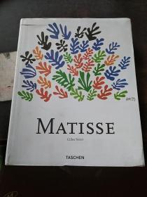 Henri Matisse 法国著名画家 野兽派创始人 外文原版
