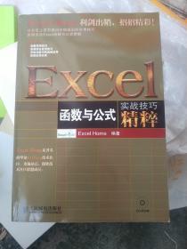 Excel函数与公式实战技巧精粹(有光盘)