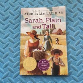 Sarah,Plain and Tall