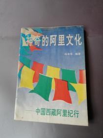 神奇的阿里文化:中国西藏阿里纪行