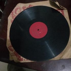 黑胶木唱片《李双双》第1面第2面