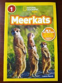 Meerkats 【正版全新】