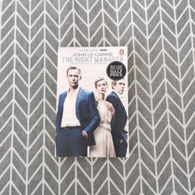 JOHN LE CARRE THE NIGHT MANAGER