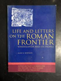 Life and Letters on the Roman Frontier: Vindolanda and Its People(英文原版)