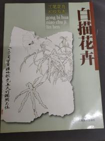 工笔花鸟初级临本 白描花卉