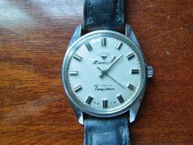 70年代钻石牌(151)机械手表