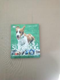 How to Train a Superdog 英文原版 铜版纸彩印 好狗是怎样训练成的