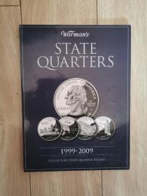 美元硬币(1999一2009)缺7枚
