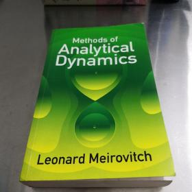 Methods of Analytical Dynamics