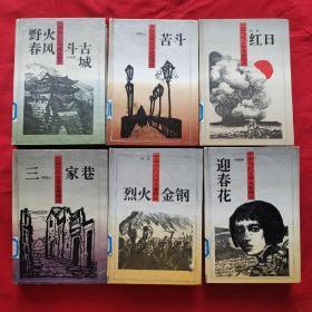 中国当代文学名著精选