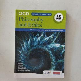 【外文原版】OCR AS Philosophy and Ethics Student Book