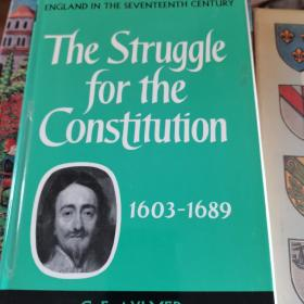 The Struggle for the Constitution    m