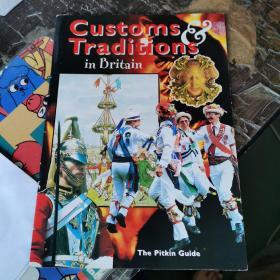 CUSTOMS TRADITIONS IN BRITAIN 英国的习俗和传统