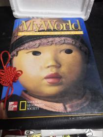 My World: Adventures in Time and place(16开精装)英文原版