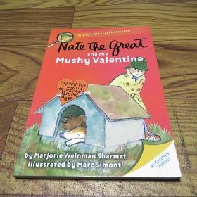Nate the Great and the Mushy Valentine[伟大的纳特和马士五氏]