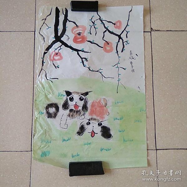 花鸟画3平尺(015)16