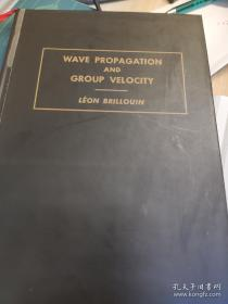 Wave propagation and group velocity 平装