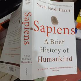 Sapiens:A Brief History of Humankind