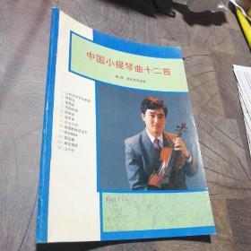 中国小提琴曲十二首