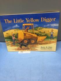 The little yellow digger 干净未翻阅