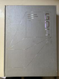 GDI : International Graphic Design Yearbook Vol.1 国际平面设计年鉴1 英文原版精装 现货正版