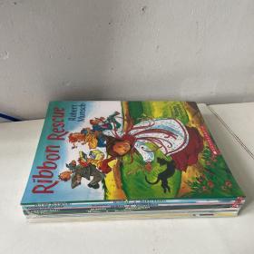 Robert Munsch系列绘本(14册合售)未开封