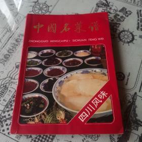 中国名菜谱 四川风味