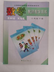 义务教育课程标准实验教科书——数学·教师教学用书(六年级,下册) (1版4印)(有光盘)