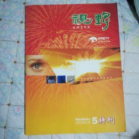 视野(2003年第5期   特刊)