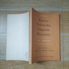 英文书 简易科学英语练习