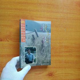 谢飞集——中国电影导演的艺术世界丛【内页干净】