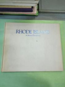 RHODE ISLAND  A ScenicDiscovery(英文原版)