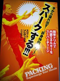 正版  拳法劲力修炼法 日文版 形意拳 太极拳
