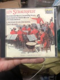 EIN STRAUSSFEST cd
