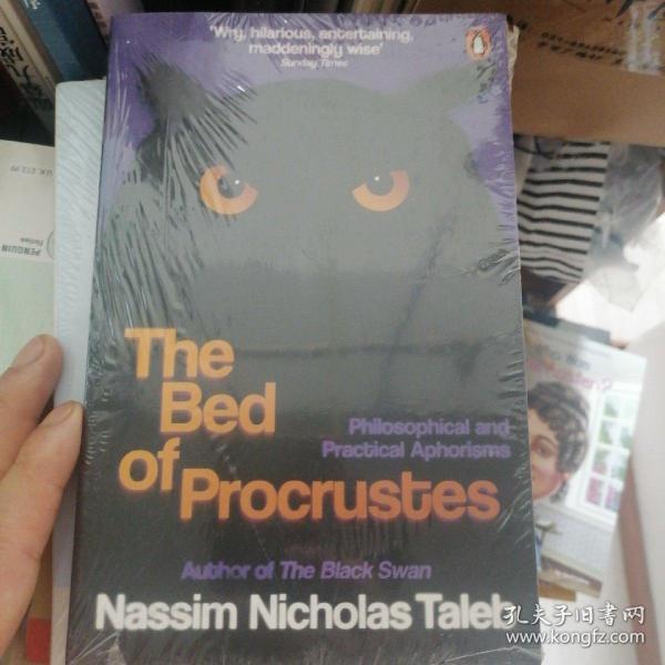 The Bed of Procrustes[普罗克鲁斯忒斯的铁床]
