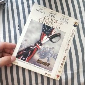 众神与将军dvd