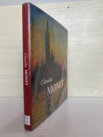 Claude Monet , 书籍尺寸约为:24*28.5cm,铜版纸