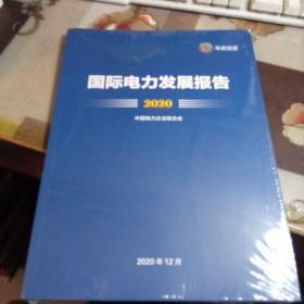 国际电力发展报告2020.【未拆封】