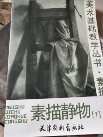 素描静物(一)——美术基础教学丛书·素描