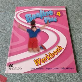 麦克米伦国际少儿英语 Beeline Plus4 Workbook+Scrapbook(1套2册) 【全新没拆封,品如图】