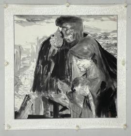 李满园    68/68  镜片1990年出生于山东,2013年毕业于中国美术学院国画系,于同年在山东成功举办个人画展,作品入编《中华名家》作品集。